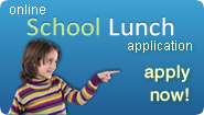 Child Nutrition Lunch Application